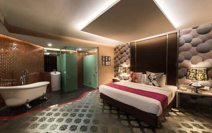 Maison Boutique Theme Hotel @ Bukit Bintang City Centre Kuala Lumpur - Premier Room