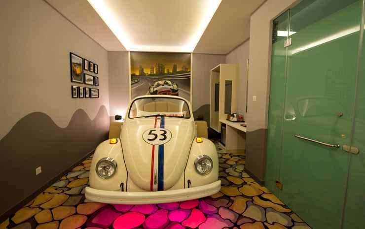 Maison Boutique Theme Hotel @ Bukit Bintang City Centre Kuala Lumpur - Executive Suite