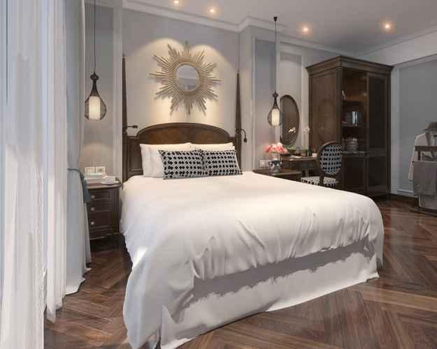 BEDROOM Khách Sạn Canary Hà Nội