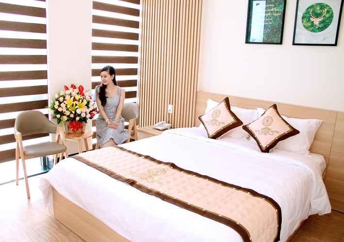 BEDROOM Ruby Luxury Hotel