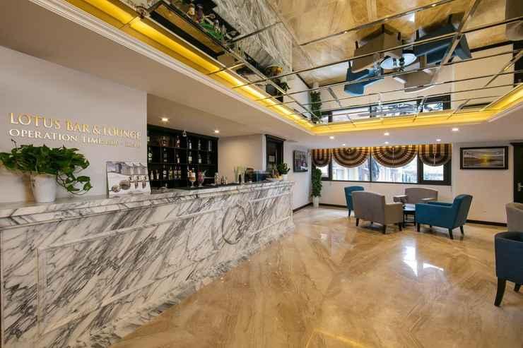LOBBY Khách sạn Sen Grand & Spa