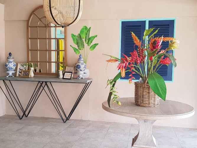 LOBBY Rimba Desa Resort Inn Jepara