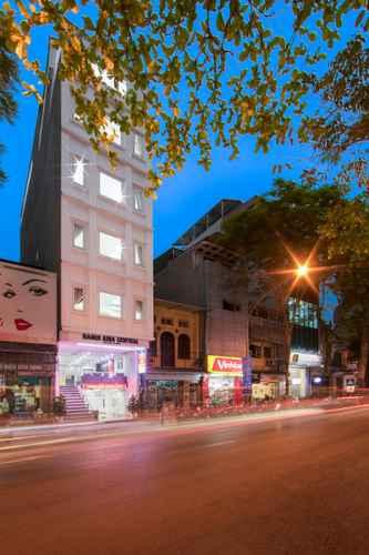 EXTERIOR_BUILDING Hanoi Aria Central Hotel & Spa