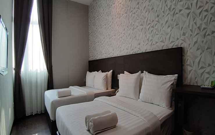 MIICO Hotel @ Mount Austin Johor - Family (2 Queens) Window