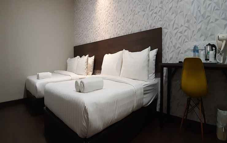 MIICO Hotel @ Mount Austin Johor - Quadraple Room