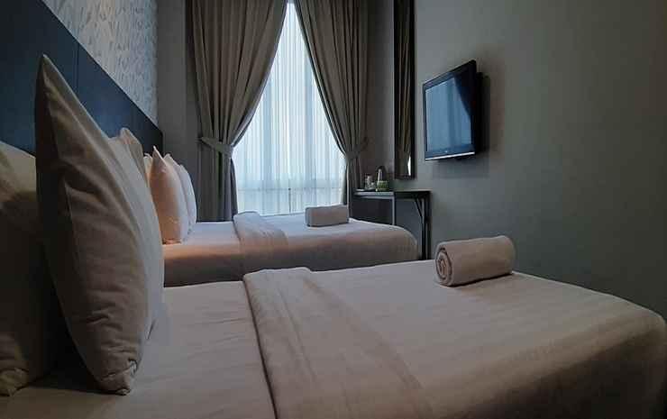 MIICO Hotel @ Mount Austin Johor - Family(King+Single)Window