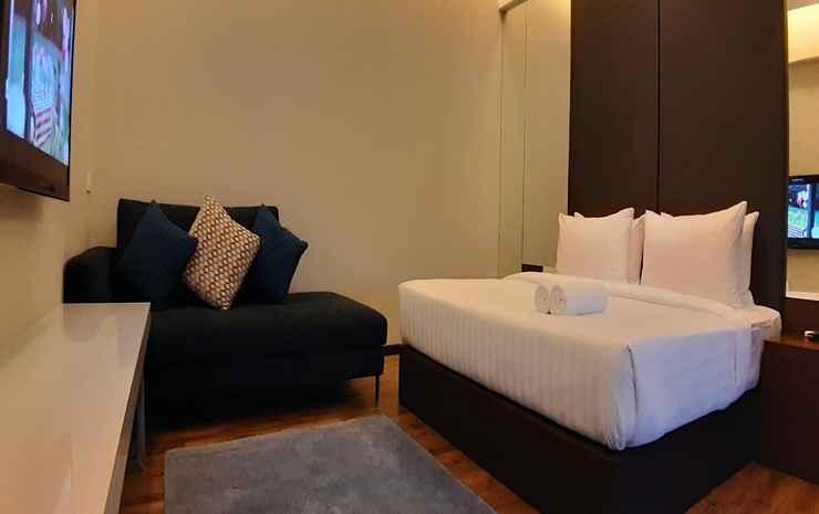 MIICO Hotel @ Mount Austin Johor - Family Room Window (King + Queen)
