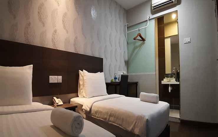 MIICO Hotel @ Mount Austin Johor - Twin Room