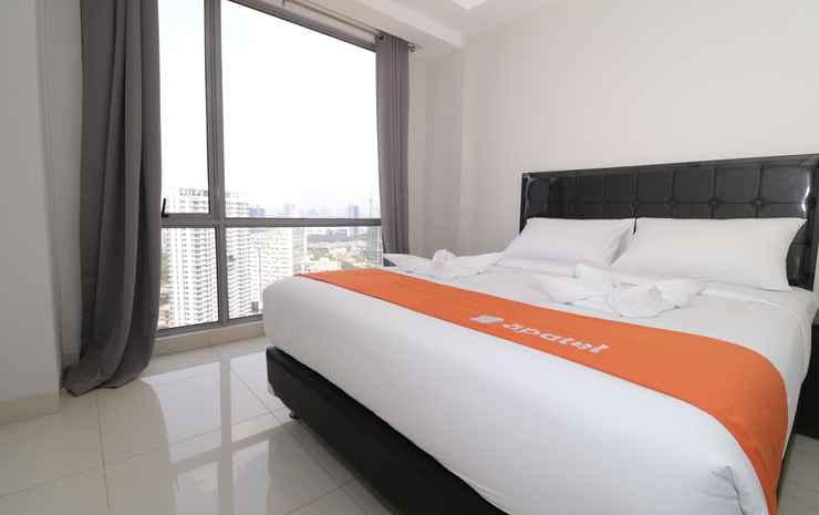 Apatel The Mansion Tower Dorada Unit JD 32 I Jakarta - 1 Bedroom