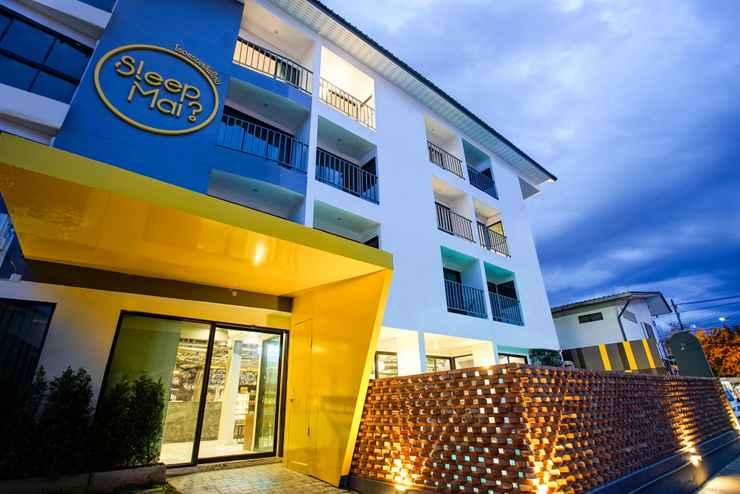 EXTERIOR_BUILDING Sleep Mai? Lifestyle Hotel Thapae Chiang Mai Old City