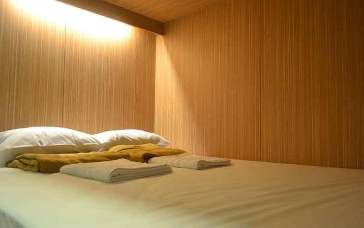 The Packer Lodge Yogyakarta Jogja - Double Bed Dormitory