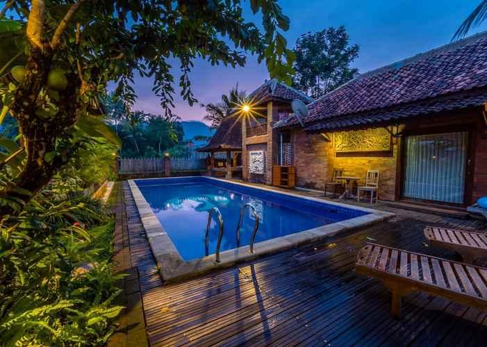 SWIMMING_POOL The Amrta Borobudur