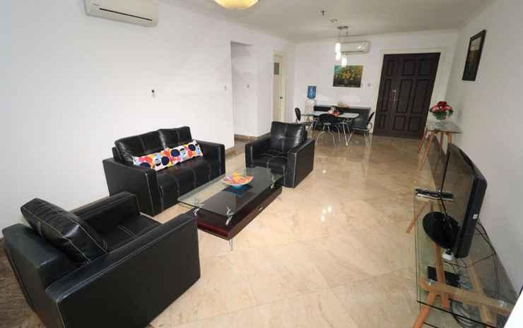 Apatel Apartement Kedoya Elok Lt 4 No 403 Jakarta Barat Jakarta - 3 Bedrooms