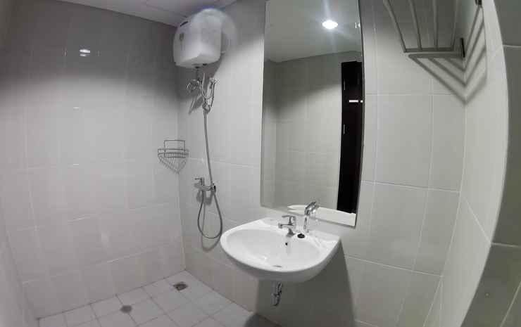 Apatel Apartement Casadevarco BSD Tower Orchidea No. 16/16 Lantai 16 Dekat AEON Mall Tangerang Selatan -