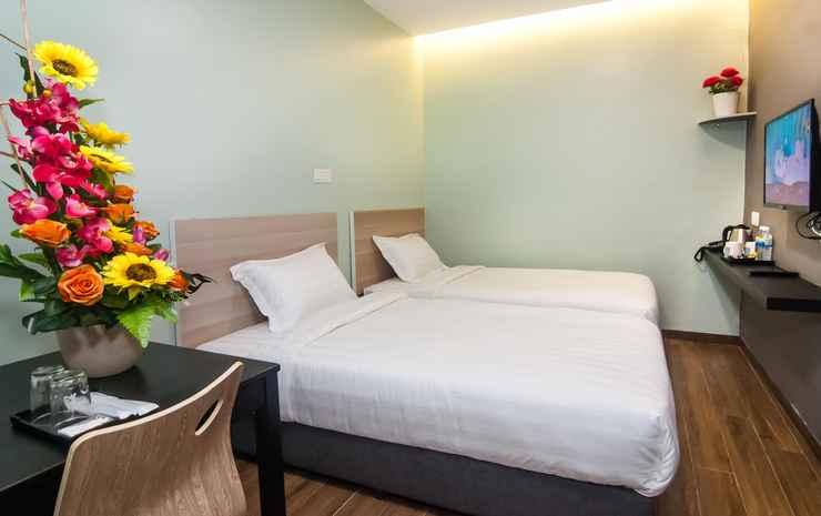 Good 9 Hotel Johor - Superior Twin