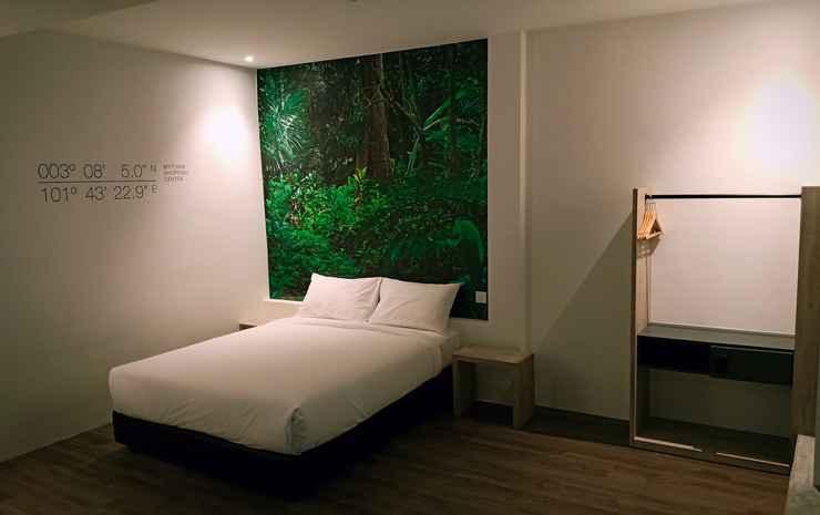 H Boutique Hotel Xplorer Loke Yew Kuala Lumpur - Deluxe Queen Room Without Window
