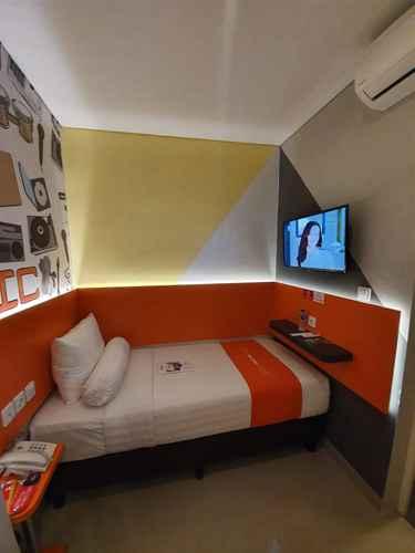 BEDROOM Front One Cabin Slamet Riyadi