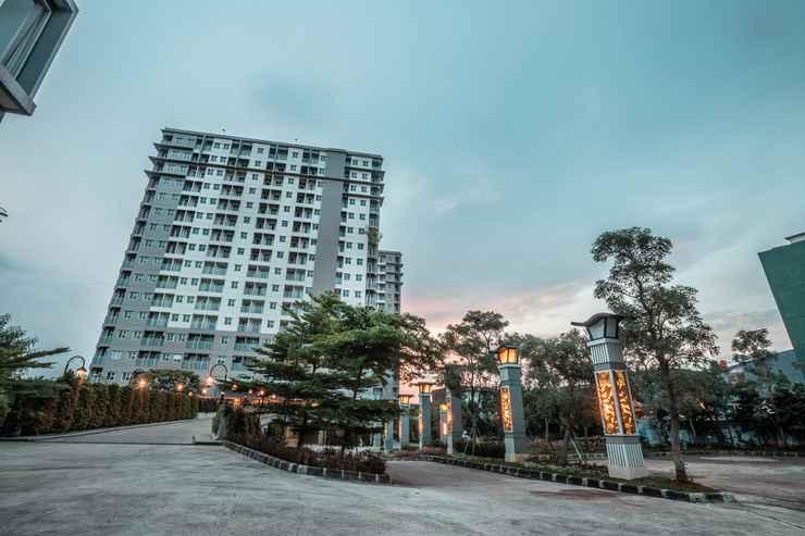 EXTERIOR_BUILDING OYO Flagship 728 Baileys Apartment Near RS Aria Sentra Medika