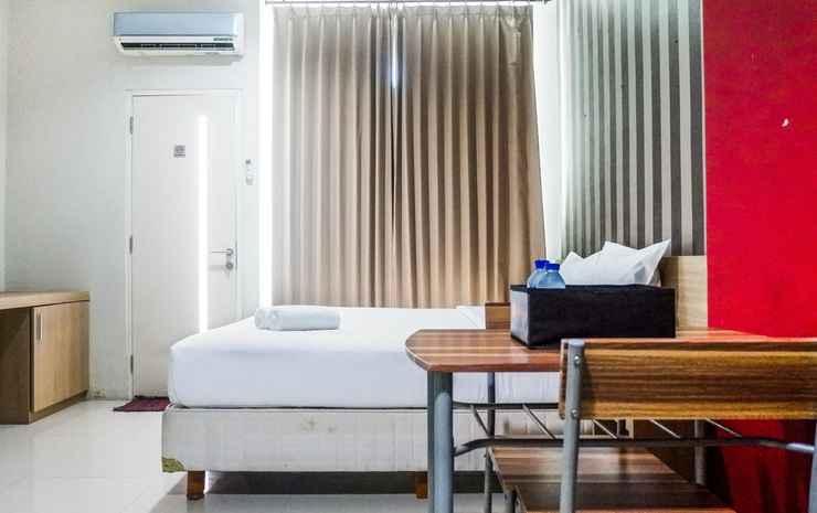 Spacious Studio Room at The Square Apartment Surabaya - Studio Apartment