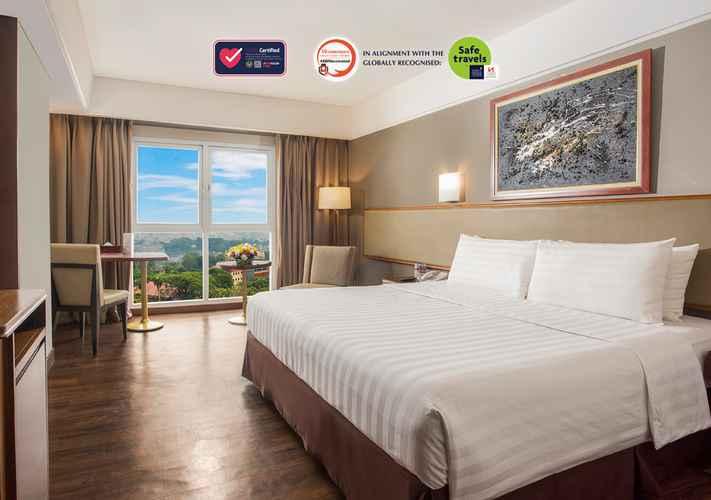 BEDROOM Swiss-Belhotel Bogor