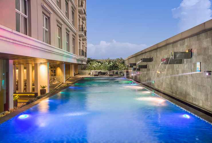 SWIMMING_POOL Swiss-Belhotel Bogor