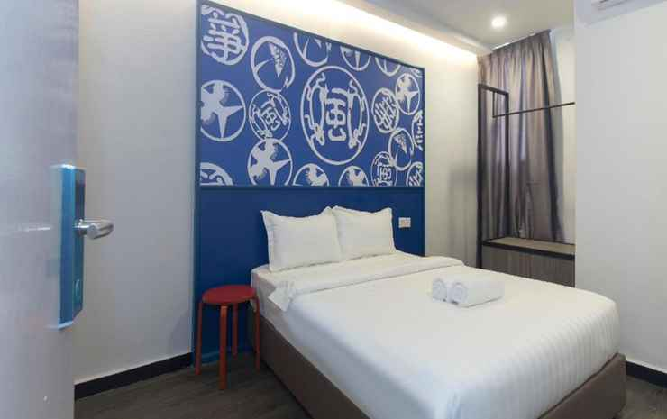 Kitez Hotel & Bunkz Kuala Lumpur - Deluxe Queen