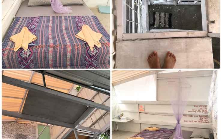 YezYezYez All Good Hostel  Yogyakarta - Sunset Room