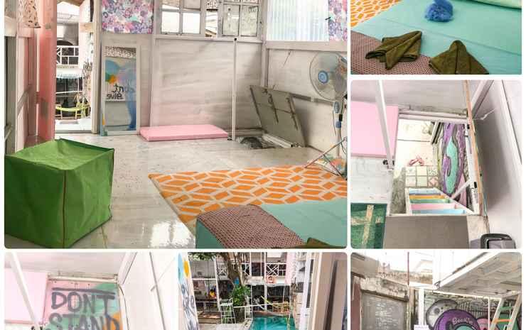 YezYezYez All Good Hostel  Yogyakarta - KK Room with Private Bathroom
