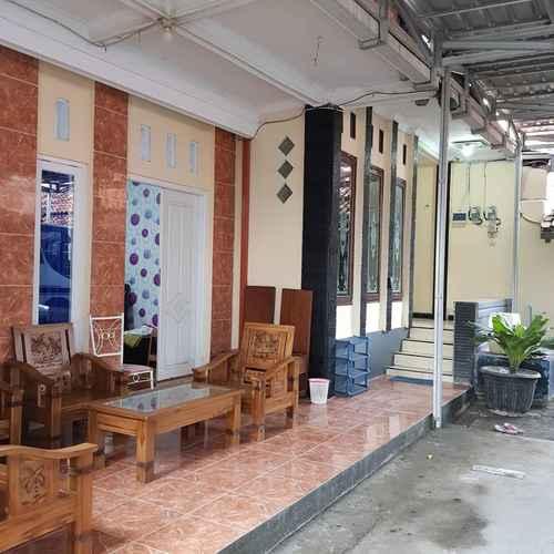 EXTERIOR_BUILDING Homestay Syariah Amanah