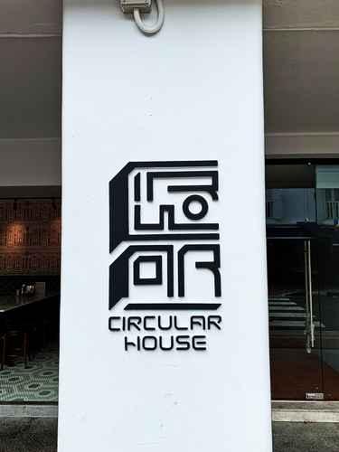 EXTERIOR_BUILDING Circular House Capsule Hotel