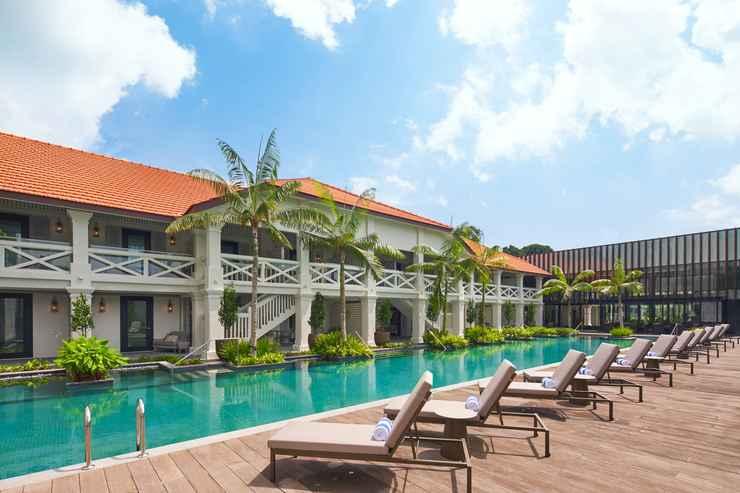EXTERIOR_BUILDING The Barracks Hotel Sentosa by Far East Hospitality (SG Clean)