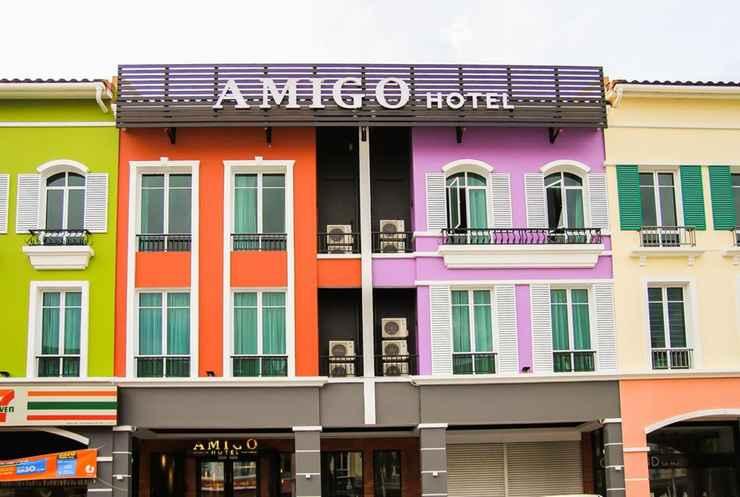 EXTERIOR_BUILDING Amigo Hotel