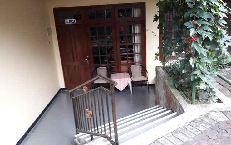 Villa GIRI KEMBANG Puncak - Villa LUCIA Max 5 Orang (Khusus Pasangan Suami Istri & Keluarga)