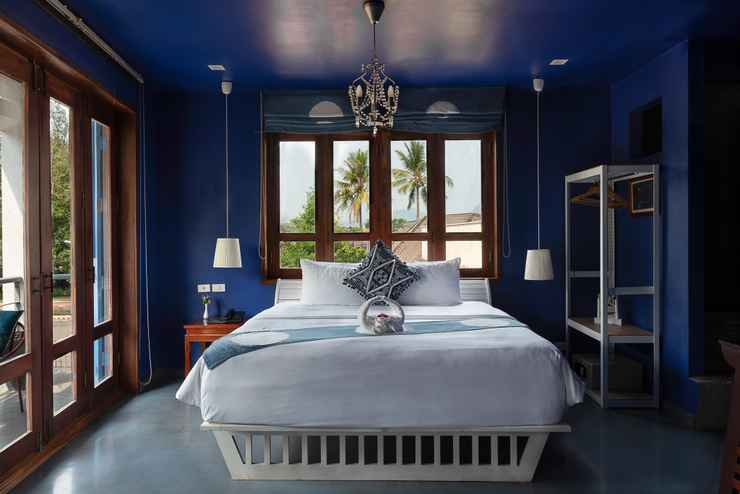 BEDROOM โรงแรมอินดิโก้ เฮาส์