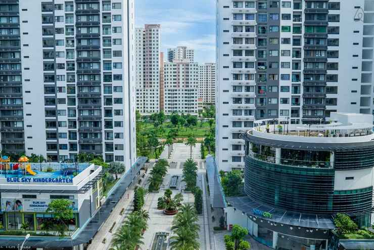 EXTERIOR_BUILDING Luxury Serviced Apartment - New City Thu Thiem