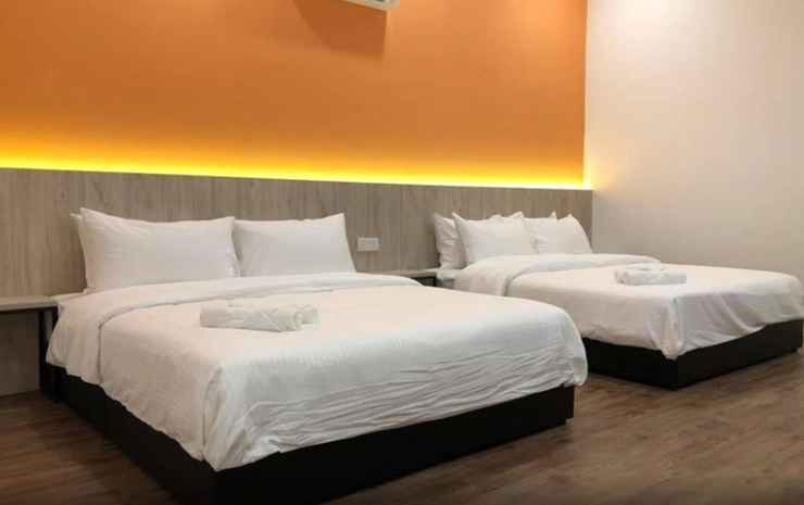 The Wood Boutique Hotel Johor - Deluxe Room With 2 Queen Bed