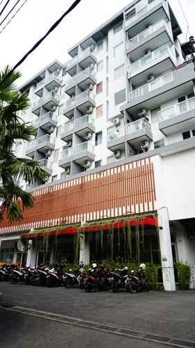 EXTERIOR_BUILDING Golom Alpha Room by Vivo Apartment