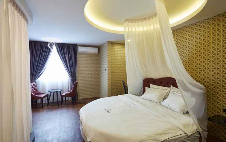 Dream Luxury Hotel Johor - Premium Honeymoon with Rose Vendela Theme Room