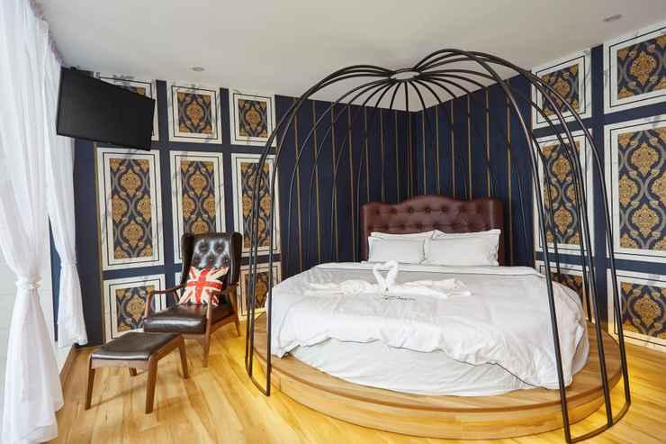BEDROOM Dream Luxury Hotel