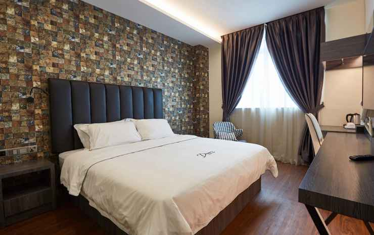 Dream Luxury Hotel Johor - Standard King Safari Sunset Theme Room