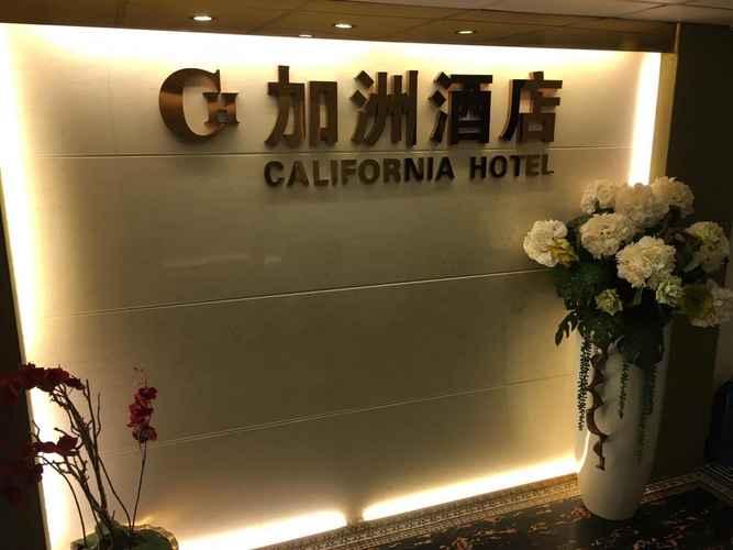LOBBY California Hotel
