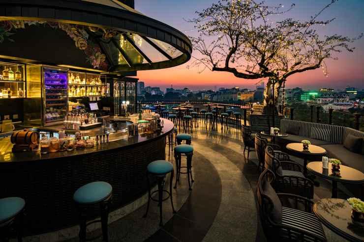 BAR_CAFE_LOUNGE La Sinfonia del Rey Hotel & Spa