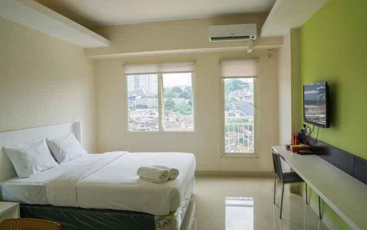 Convenient Studio at Galeri Ciumbuleuit 2 Apartment by Travelio Bandung - Studio