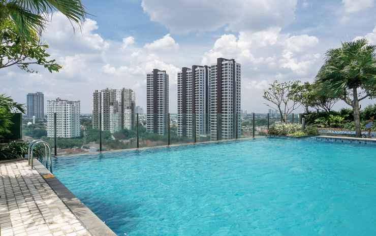 Luxurious 3BR Gandaria Heights Apartment by Travelio Jakarta -