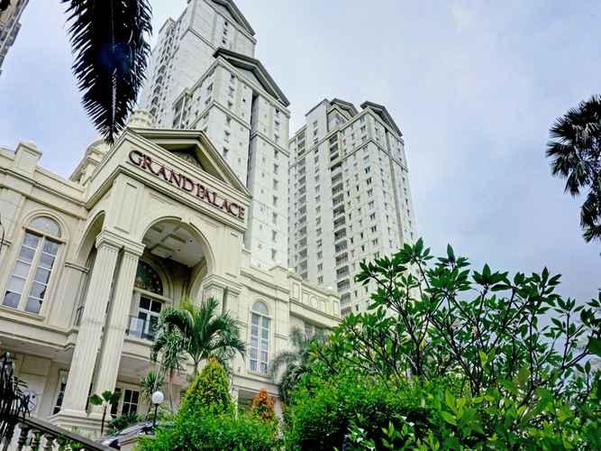 EXTERIOR_BUILDING Collection O 6 Grand Palace Kemayoran Near Rs Mitra Keluarga Kemayoran