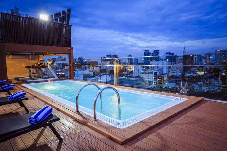 SWIMMING_POOL Khách sạn Winsuites Saigon