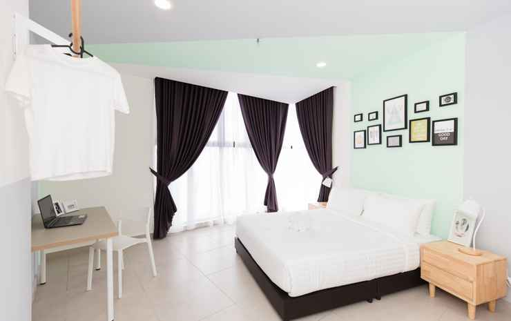 Flexus Signature by Luxury Suites Asia  Kuala Lumpur - Standard Two Bedroom Apartment