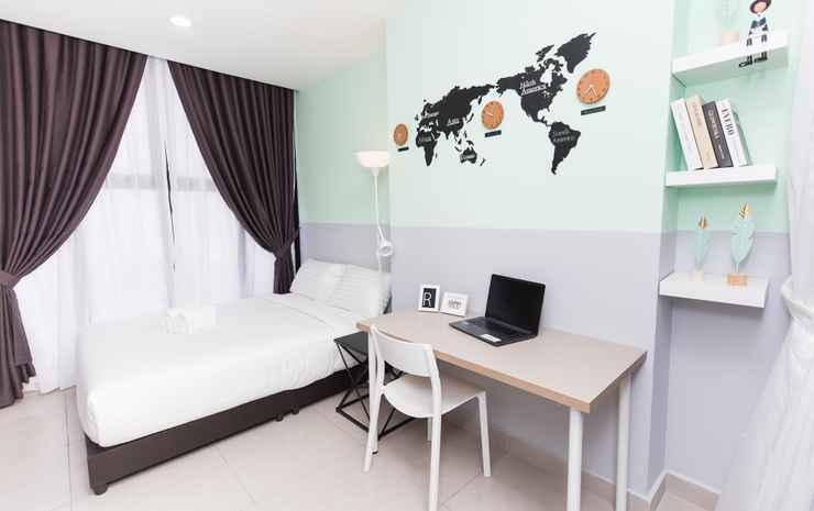 Flexus Signature by Luxury Suites Asia  Kuala Lumpur - Deluxe Two Bedroom Apartment