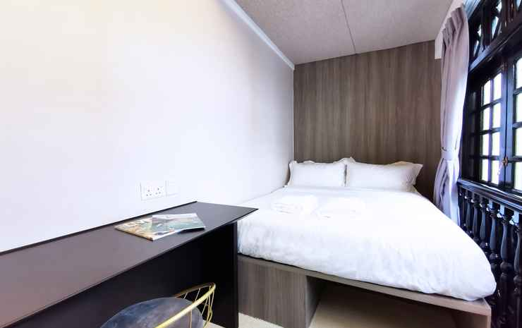 ST Signature Chinatown (SG Clean Certified) Singapore - Cabin M-Lower, Window, Shared Bathroom