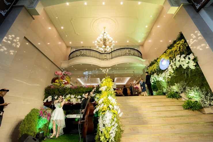 Exterior / Building Princess Saigon Central Hotel